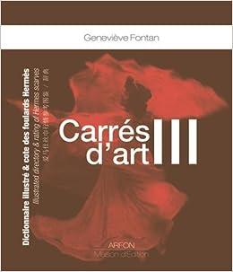 f153b048eae0 Amazon.fr - Carrés d art   Dictionnaire illustré   cote des foulards ...