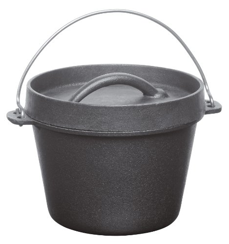 Barbecook 223.9706.000 Kochtopf / Dutch Oven 0.7 Liter