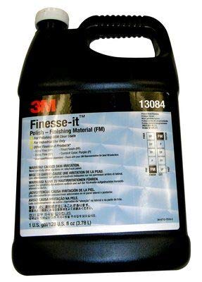 3M Finesse-it Finishing Material 13084 White, 1 Gallon Capacity (Pack of 1)