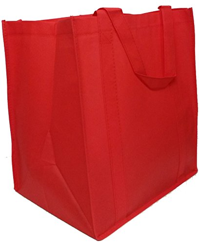 Reinforced Large Reusable Tote Bags