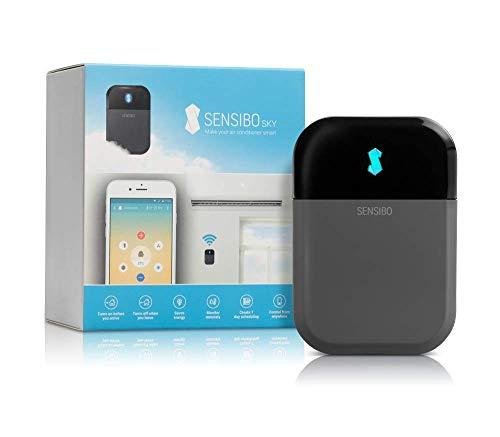 Controlador de Aire Acondicionado Sensibo Sky, Wi-Fi, Compatible con iOS y Android. Compatible con Amazon Alexa y Google…