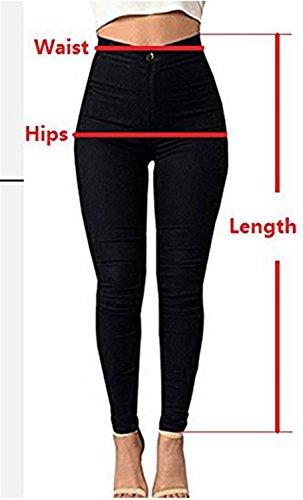 a2046454123f2 Cheryl Bull Fashion Women's Skinny Stretch High Waisted Ripped Capri Pants  Drawstring Capris Y-army