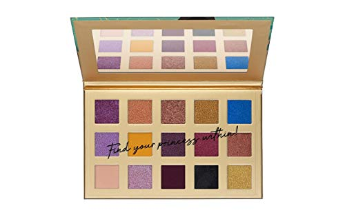 Essence Disney PRINCESS Eyeshadow Palette Jasmine Nr. 02 Fly the magic carpet Inhalt: 18g Lidschattenpalette