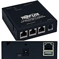 Tripp Lite B095-003-1E-M 3 Port Ip Serial Console Terminal Server with Built-In Mod