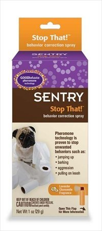 Sentry Stop That Behavior Correction Spray for Dogs, 1-Ounce