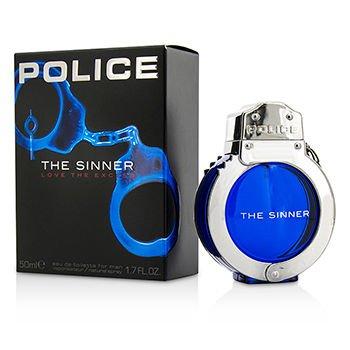 Police The Sinner Eau De Toilette Spray For Men 50ml/1.7oz