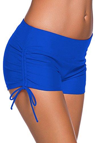 Aleumdr - Tankini - para mujer Azul