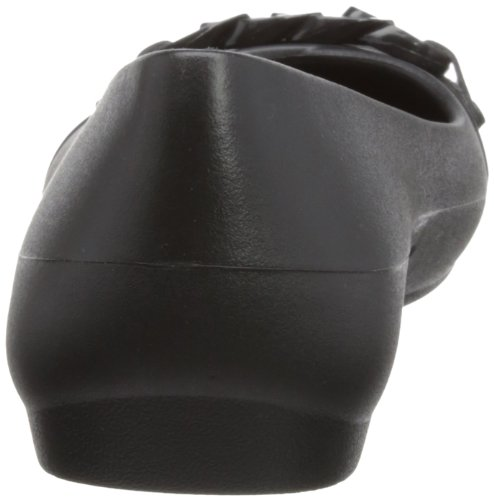 crocs Crocs Gianna Link Flat W - Bailarinas de material sintético mujer negro - Schwarz (Black/Black 060)