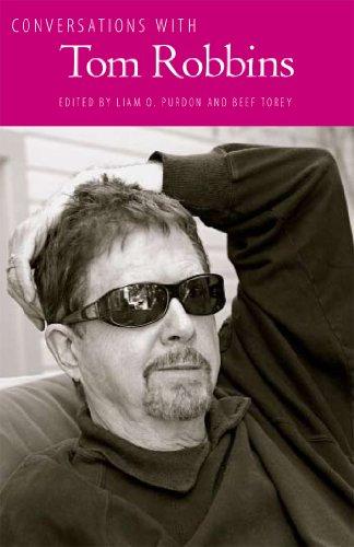 (Conversations with Tom Robbins (Literary Conversations Series) )