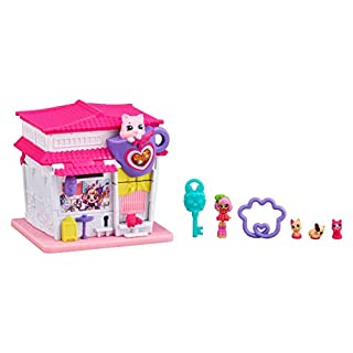 Shopkins Lil Secrets Secret Shops - Cutie Cat Café, 57714