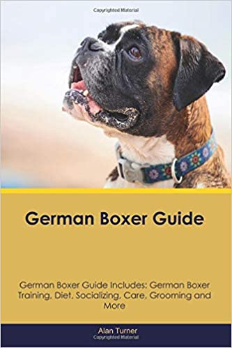Counseling regarding pet care, behavior problems and boxer.