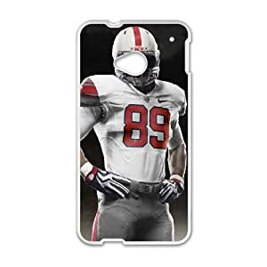 Sports nike pro combat HTC One M7 Cell Phone Case White NGTS6812247162502
