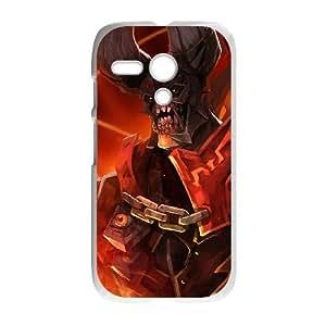 Motorola G Cell Phone Case White Defense Of The Ancients Dota 2 DOOM 007 KWL0572748