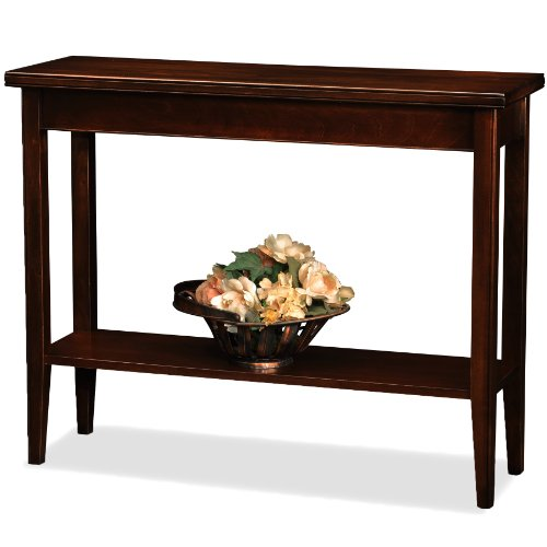 Leick Laurent Hall Console Table (Mission Oak Server)