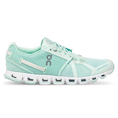 On Women's Running Cloud Sneaker, Jade - 11 B(M) US