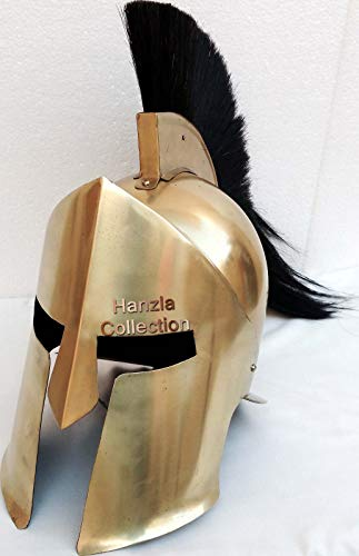 uniquewonderitems Halloween Steel lMedieval Ancent Costum Roman Armour Greek Corinthian Spartan -