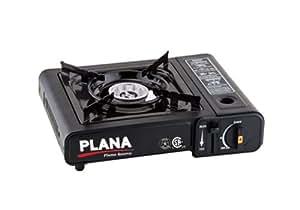 Amazon.com : PLANA Butane 1 Burner Stove 7K BTU, Portable