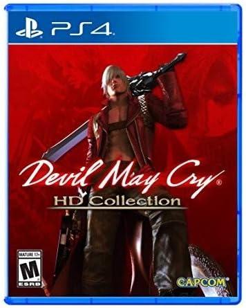 Devil May Cry Hd Collection [Usa]: Amazon.es: Videojuegos
