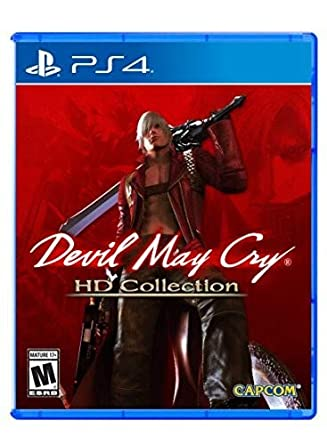 Amazon Com Devil May Cry Hd Collection Playstation 4 Standard