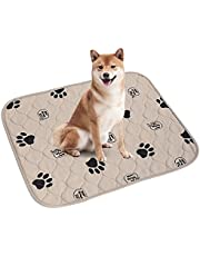"""EZwhelp Pee Pads for Dogs - 24"""" x 36"""" (2 Pack) Dog & Puppy Training & Whelping Pads - Rounded Corners - Washable, Reusable - Waterproof, Sanitary Potty Protector Dog Mat - Pet Essentials"""