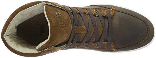 Hub Millennium L47, Sneaker Alte Uomo Braun (Shetland 057)
