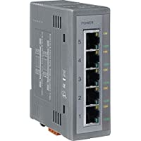 ICP DAS USA NS-205 Unmanaged 5-Port Industrial Ethernet Switch