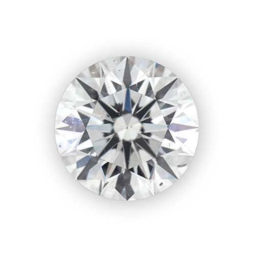 3/4 ct Round Brilliant Cut 5.60 mm G SI Loose Diamond Natural Earth-mined from Glitz Design