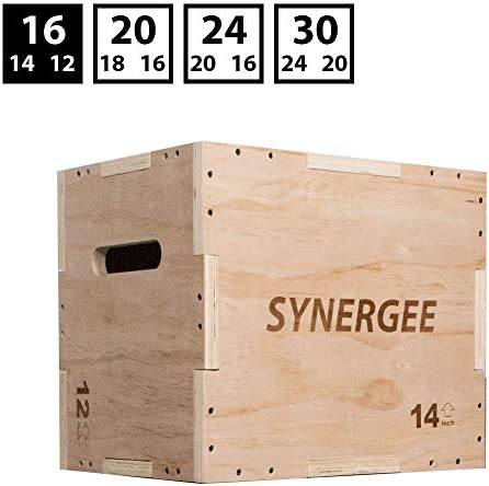 Synergee Plyometric Training Conditioning Trainer product image