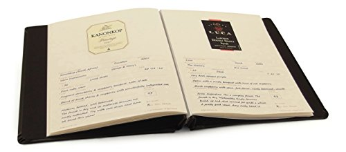 Wine Label and Tasting Journal (Black) - holds your tasting notes, ratings and labels from the bottles - Never forget that great wine - Classy and expandable - Includes helpful tips on how to taste and rate wine - A great gift for any wine lover (Bottle Labels Templates)