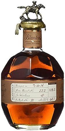 Whisky Blanton´s Straight F. Barrel - 700ml