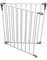 Dreambaby L1950 Royale Converta Gate 2 Panel Extension, White by Dreambaby