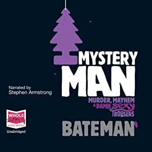 Mystery Man Audiobook