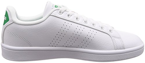 CF Green Footwear adidas White 0 Advantage Bianco Sneaker Cl Uomo White Footwear 6cOdOvSp