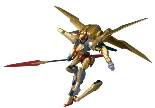 Bandai Tamashii Nations #71 Vincent Early Production Type Code Geass Robot (Early Type)