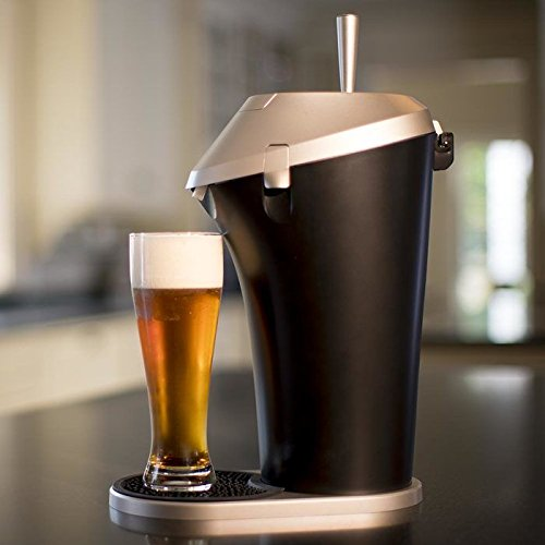 Fizzics Revolutionary Beer System, One Size, Black and Silver (Beer Carbonator compare prices)