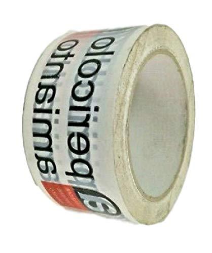 Nastro adesivo Silenzioso IMBALLAGGI 2000 50x66 Da Imballo Imballaggio Colore Pezzi 1, AVANA