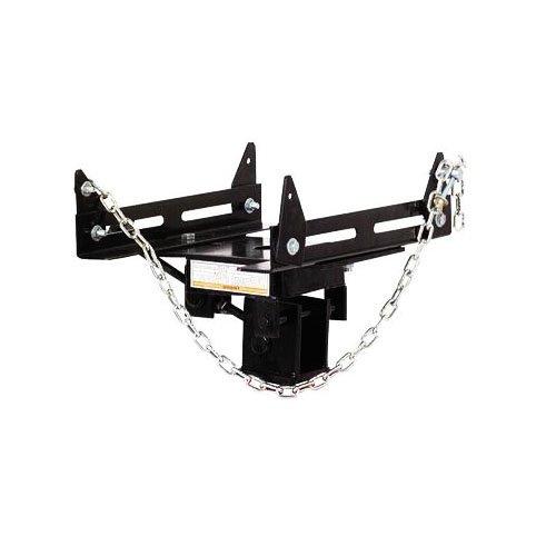 floor jack transmission adapter - 6
