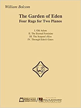 The Garden of Eden: Four Rags for Two Pianos (E.B. Marks)
