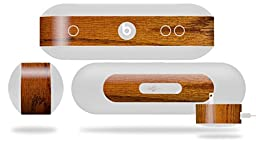 Wood Grain - Oak 01 Decal Style Skin - fits Beats Pill Plus (BEATS PILL NOT INCLUDED)