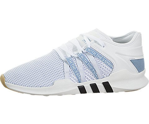 (adidas Women's EQT Racing Adv Originals Ftwwht/Ashblu/Cblack Training Shoe 7 Women US)