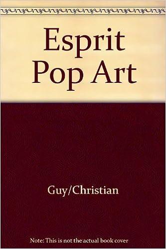 En ligne téléchargement Esprit Pop Art pdf epub