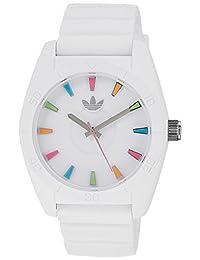 Adidas Unisex ADH2915 Analog Display Quartz White Watch