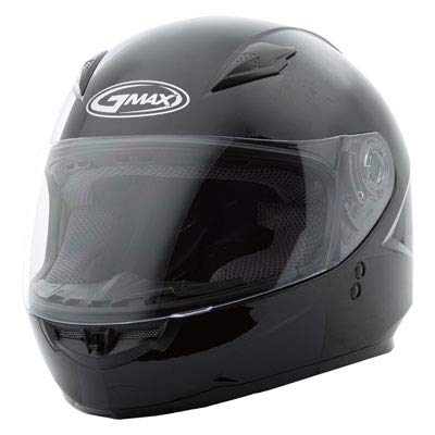 (GMAX GM-49Y Youth Full-Face Street Motorcycle Helmet -)