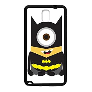 Minions cop Cell Phone Case for Samsung Galaxy Note3 by runtopwell