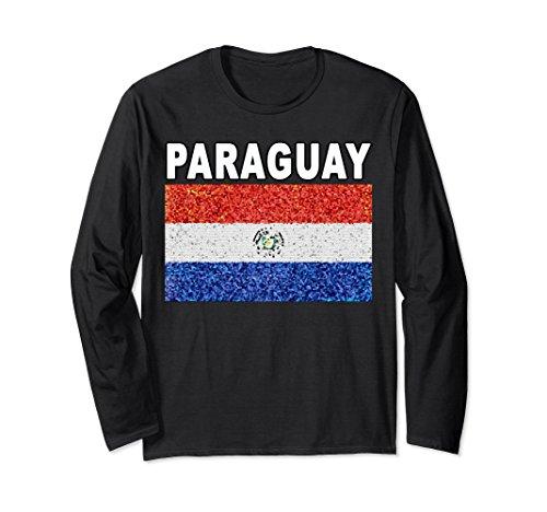 Paraguay Flag Colors - 8