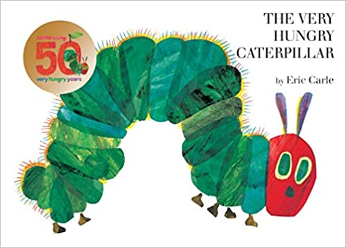 The Very Hungry Caterpillar approx. $7