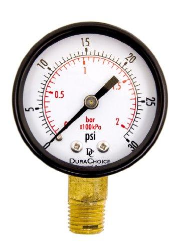Fuel Pressure Gauge Range - 2