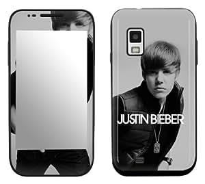 MusicSkins, MS-JB30274, Justin Bieber - My World 2.0, Samsung Fascinate Galaxy S (SCH-I500), Skin