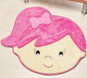 Tapete Menina Lívia - Pink