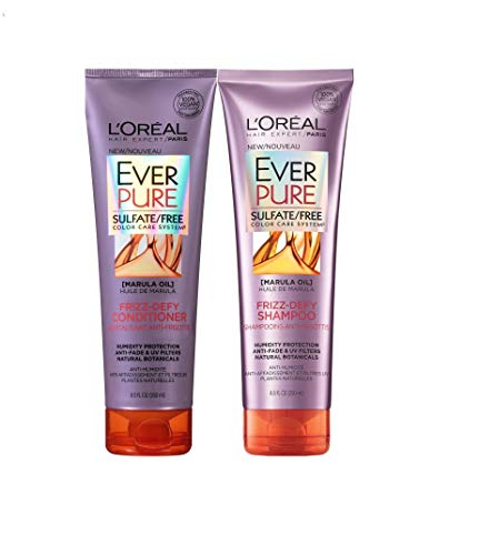 LOreal Paris EverPure Frizz defy Bundle